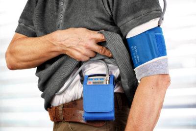 24h-Blutdruckmessung